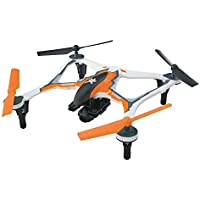 Dromida XL First Person View Ready-to-Fly 370mm Radio Control Drone with 1080p HD Camera (Orange)