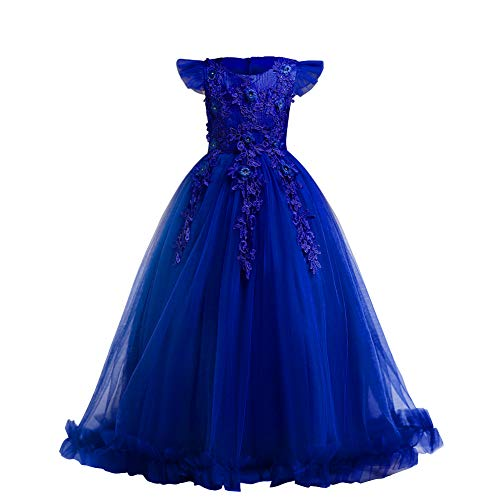 Bridesmaid Wedding Pageant Princess Communion