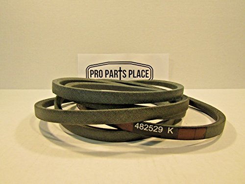 Pro Parts Place OEM SPEC KELVAR DECK BELT SCAG 482529 FOR TIGER CUB 48
