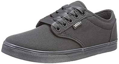 Atwood Low Textile, Women's Sneakers, Grey, 4.5 UK, (37 EU),V00NJO
