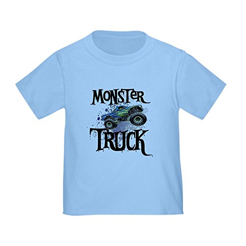 CafePress Monster Toddler T Shirt Cotton