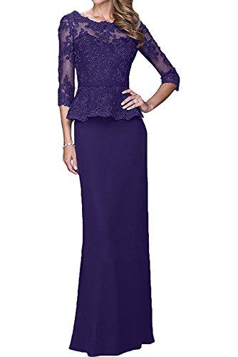 TOSKANA BRAUT - Vestido - para mujer Violett-1