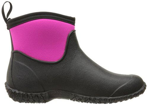 Muck Bota Mujeres Muckster 2 Botines Para Nieve Con Tobillo Negro / Rosa