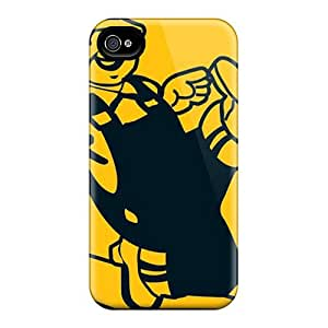 TAR2279xLhh Tpu Phone Case With Fashionable Look For Iphone 6 - Pittsburgh Steelers