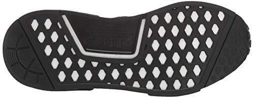 adidas Originals Men's NMD_R1 Running Shoe, Black/White, 4 M US by adidas Originals (Image #3)