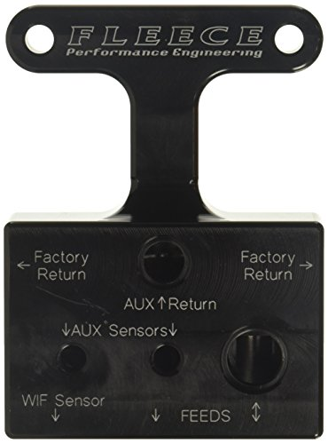 Fleece Performance Engineering FPE-FFD-RF-3G Fuel Distribution Block (03-07 Dodge 5.9L / 07.5-09 6.7L Cummins 3rd Gen)