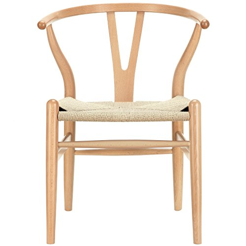 Poly and Bark Weave Chair in Natural (Set of 2) by Poly and Bark (Image #1)