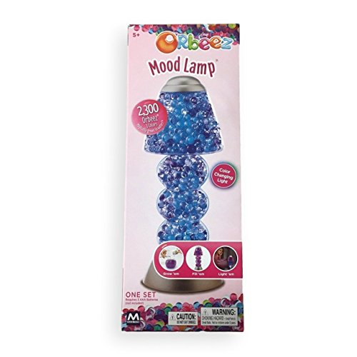 Orbeez Mood Lamp with Color Changing Light and 2300 Orbeez