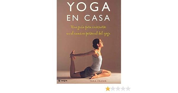 Yoga en casa: 103 (EJERCICIO CUERPO-MEN): Amazon.es: Tara ...