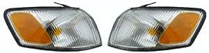 Toyota Camry 97-99 Light Pair Set Left & Right Turn Corner Signal Park Lamps