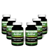 Cheap Hampshire Labs | Antiiva Men's Formula | Provides Optimal Prostate Support | Herbal Dietary Supplement | Reduce Frequent Urination | High Strength Beta Sitosterol Complex | 360 Tablets/180 Day Supply
