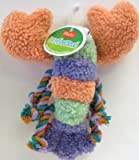Hartz Lambswool Dog Toy, Assorted Toys (6-Pack), My Pet Supplies