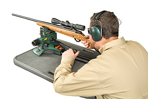 Caldwell Fire Control Full Length Rest Adjustable Ambidextrous Rifle Shooting Rest for Outdoor Range by Caldwell (Image #3)