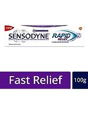 Sensodyne Sensitive Rapid Relief Toothpaste, 100g