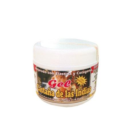 Gel Castaña de Indias, Relajante para Piernas (Bottle 400 ml)