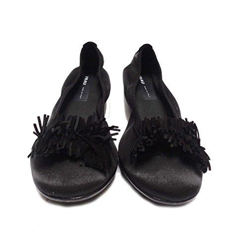 Frau Women's Ballet Flats Black eZGd7GBp9