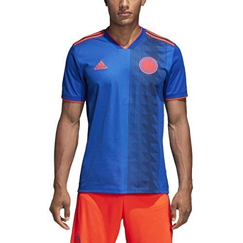 638feebd0b8 adidas Men s Soccer Colombia Away Jersey World Cup 2018 (XL)