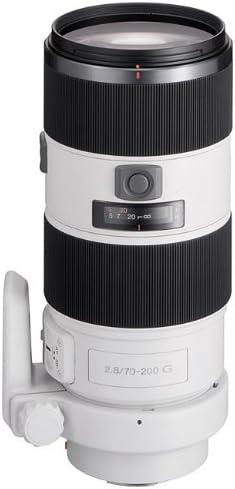 Sony SAL70200G - Objetivo para cámara Réflex 70-200 mm/F 2.8 g ...