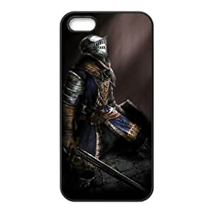 Dark Souls iPhone 5 5s Cell Phone Case Black WS0227614