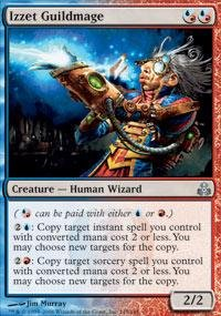 Magic: the Gathering - Izzet Guildmage - Guildpact