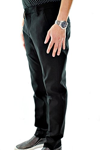 Pantalone Uomo DOND Up UP235JS108UGAUBERT Nero 33