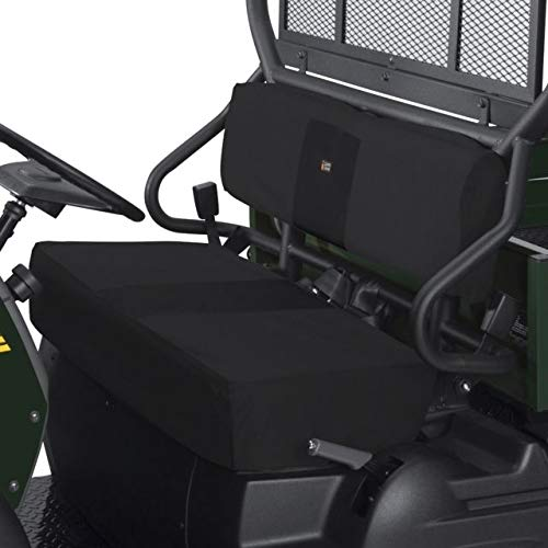 Classic Accessories UTV Bench Seat Cover Kawasaki Mule 600 610, Black, 18-135-010403-00 ()