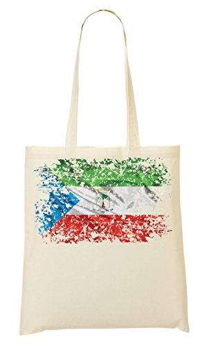 Sac Country Nationality Malabo à provisions Equatorial Africa Series tout To Nice Fourre Flag Guinea Sac xwAwX7