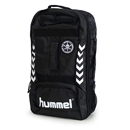 hummel(ヒュンメル) FC SKULL ATHLETE DAYPACK (hfb6119zs) 90ブラック 在庫 B07LGKBCZ4