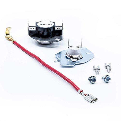 Replacement Thermostat Kit for Dryer ()