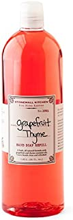 product image for Stonewall Kitchen Grapefruit Thyme Hand Soap Refill, 35 Ounces
