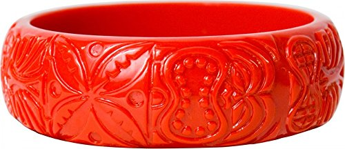 Red Tiki Bracelet from Sourpuss Clothing from Sourpuss