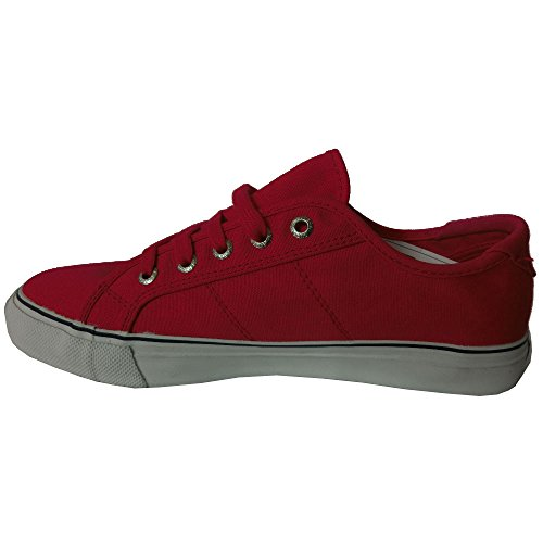 Superga , Baskets pour homme Rouge Rosso