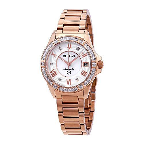 Bulova Marine Star Ladies Watch 98R258 ()