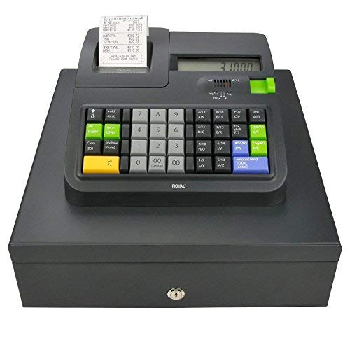 Royal 310DX Thermal Print Electronic Cash Register by Royal Consumer