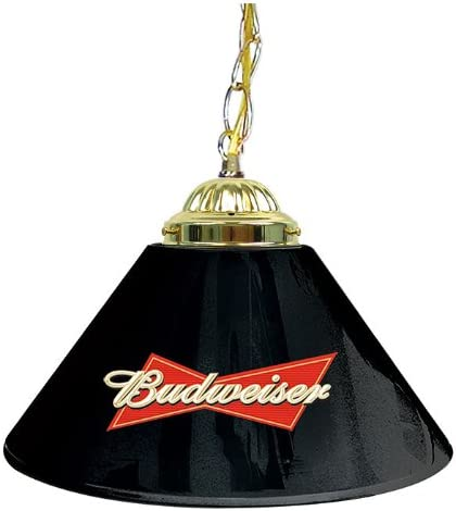 Anheuser Busch Single Shade Gameroom Lamp 14