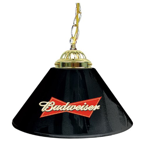 - Budweiser Single Shade Gameroom Lamp, 14