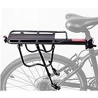 Acomfort 110 Lbs Capacity Adjustable Bike Luggage Cargo...
