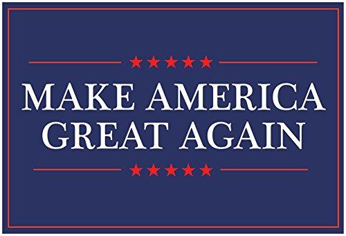 Make America Great Again Poster 19 x - Make Frame Great America Again