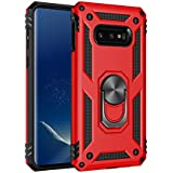 Military Grade Drop Impact for Samsung Galaxy Note 8 Case 360 Metal Rotating Ring Kickstand Holder Built-in Magnetic Car Moun