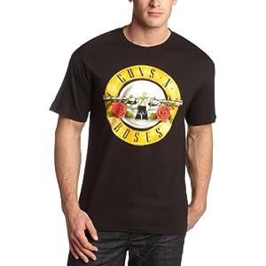 Bravado Men's Guns N Roses Bullet T-Shi...