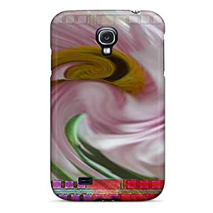 SrjEdQw472RRanW Steptone Distorted Flower Feeling Galaxy S4 On Your Style Birthday Gift Cover Case
