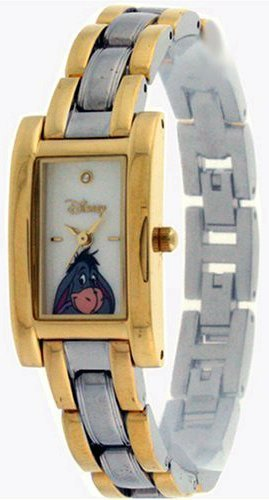 SII Disney Eeyore Tutone Watch