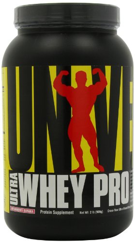 Universal Nutrition Ultra Whey Pro, Strawberry Banana, 2-Pou