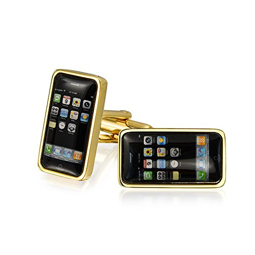 Bling Jewelry Screen Plated Cufflinks product image