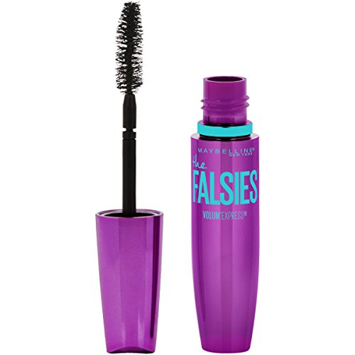 lum' Express The Falsies Washable Mascara, Navy Glam, 0.25 fl. oz. (Dark Blue Mascara)