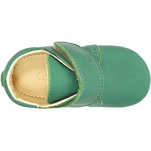G1130005 Bébé Pas Bleu Premiers Froddo Prewalkers Vert Chaussures 7qwBx18g