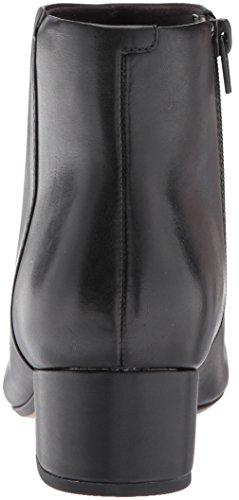Clarks Stivali Stivali Black Clarks Donna Clarks Leather Leather Black Leather Black Donna Stivali Donna rrfwqA1