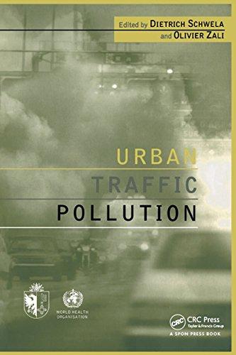 urban traffic pollution schwela dietrich zali olivier