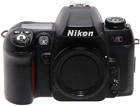 Nikon N80 (f-80) Cámara réflex A Protector de Pantalla de. Cámara ...