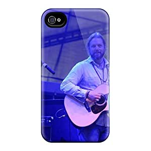 Anti-Scratch Hard Phone Case For Iphone 4/4s With Unique Design Attractive Grateful Dead Image AlissaDubois